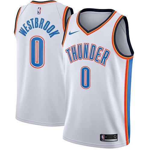 Oklahoma City Thunder - Branco
