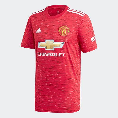 Manchester United - 1º Uniforme 20/21