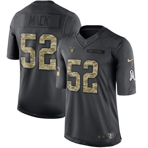 Las Vegas Raiders - Jersey Salute to Service