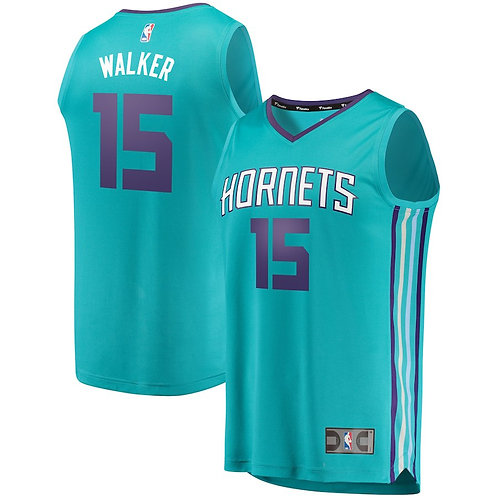Charlotte Hornets - Azul Claro
