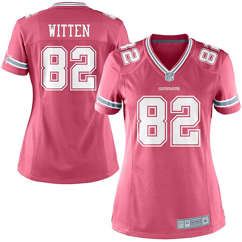 Dallas Cowboys - Jersey Outubro Rosa