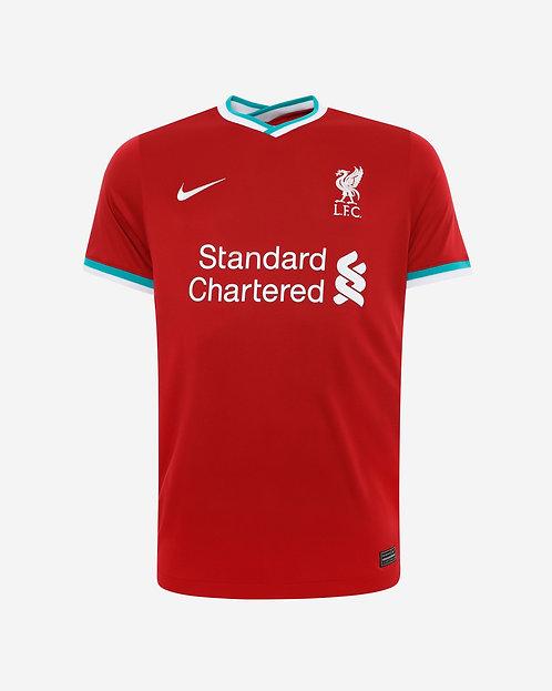 Liverpool - 1º Uniforme 20/21