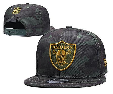 Boné New Era Raiders