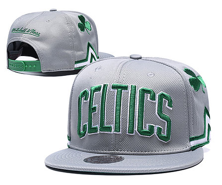 Boné New Era Celtics