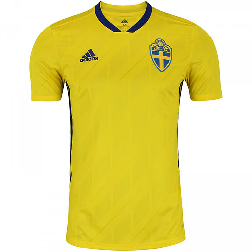 Suecia - 1º Uniforme