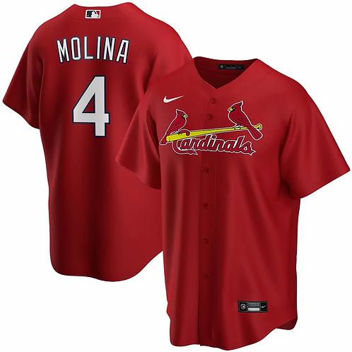 St. Louis Cardinals - Vermelho