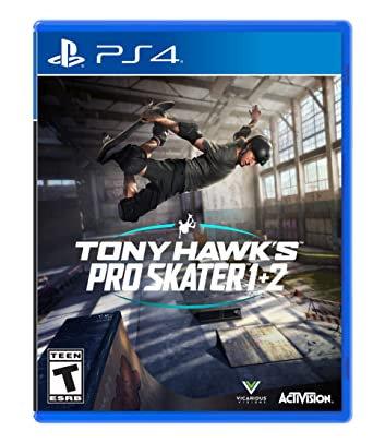 Tony Hawk's Pro Skate 1+2