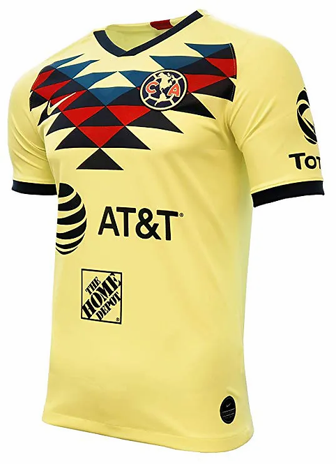 America do Mexico - 1º Uniforme 2020