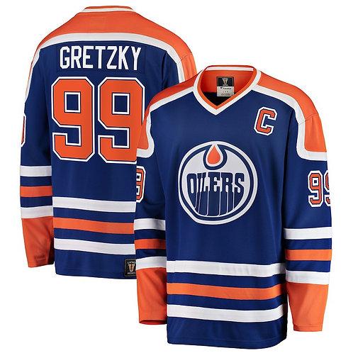 Edmonton Oilers - Azul