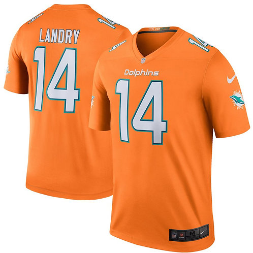 Miami Dolphins - Jersey Color Rush