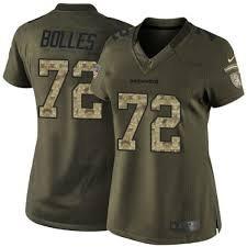 Denver Broncos - Jersey Salute to Service / Feminina