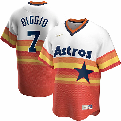 Houston Astros - Tricolor