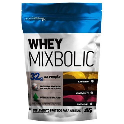 Sport nutrition - Whey Mix Bolic 2kg