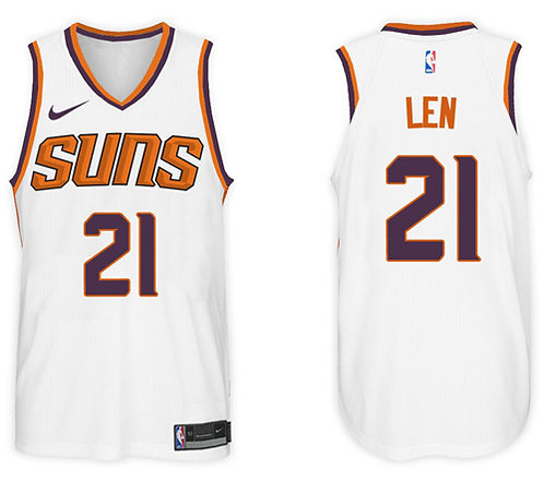 Phoenix Suns - Branco