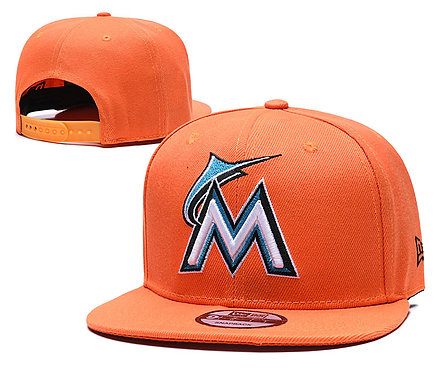 Boné New Era Miami Marlins
