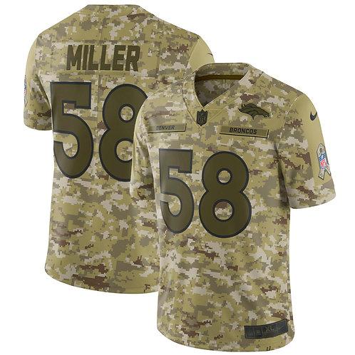 Denver Broncos - Jersey Salute to Service 2018