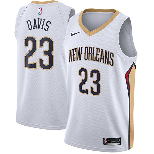 New Orleans Pelicans - Branco
