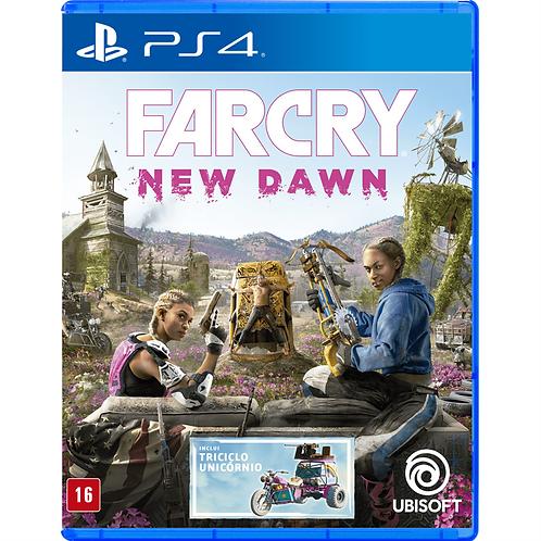 Far Cry New Dawn - PS4