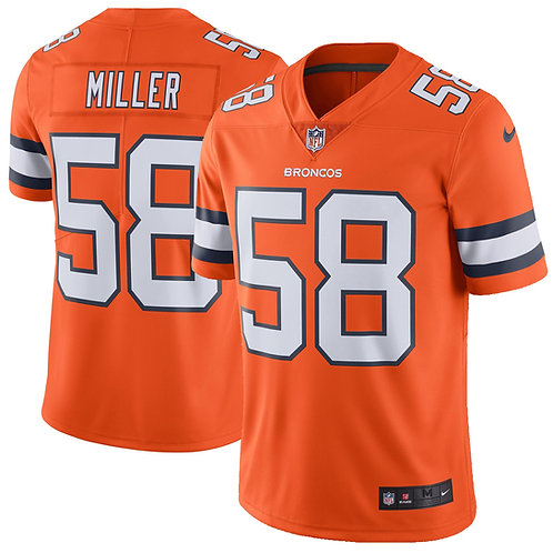 Denver Broncos - Jersey Color Rush