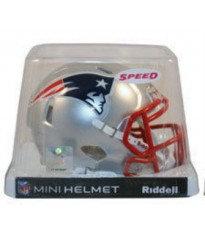 Helmet de Mesa New England Patriots