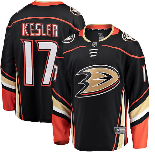 Anaheim Ducks - Preto