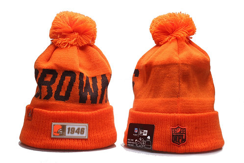 Gorro New Era Browns