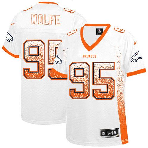 Denver Broncos - Jersey Drift Fashion