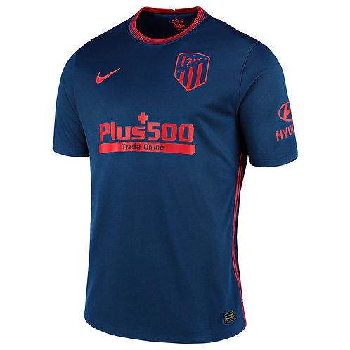 Atletico de Madrid - 2º Uniforme 20/21