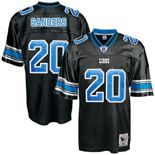 Detroit Lions - Jersey Throwback