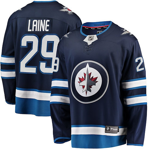 Winnipeg Jets - Azul