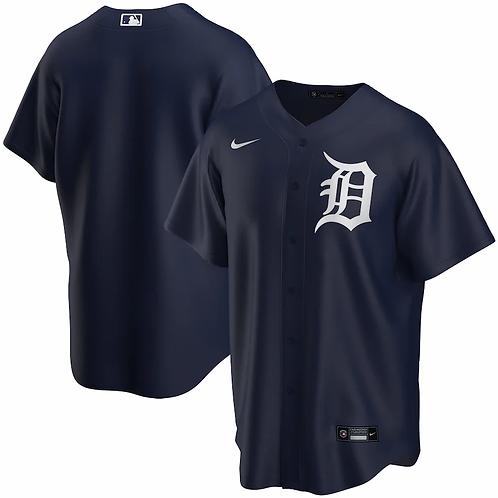 Detroit Tigers - Azul escuro