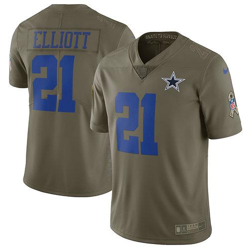 Dallas Cowboys - Jersey Salute to Service 2018