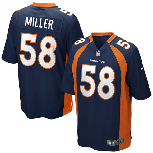 Denver Broncos - Jersey Linha de Jogo