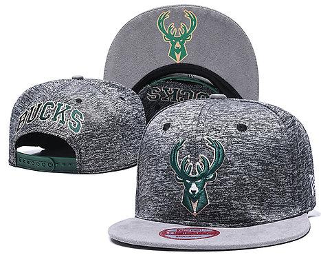 Boné New Era Bucks