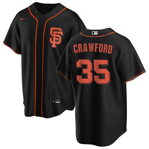 San Francisco Giants - Preto