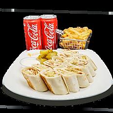 Hunga Busta Combo Meal