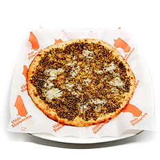Zaatar & Cheese Manakesh