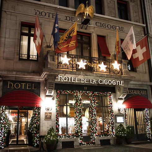 HOTEL DE LA CIGOGNE