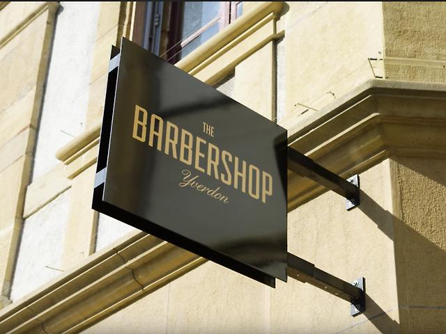 THE BARBERSHOP GROUP: YVERDON