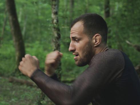 THE BARBERSHOP GROUP: MMA FIGHTER ALEX CORINGA