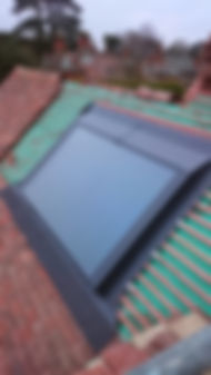 Vaillant solar thermal panel