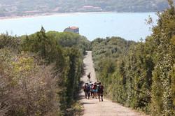 Route isola d'Elba 2012