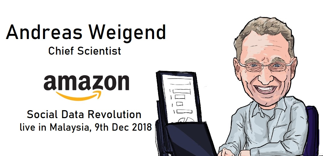 Andreas Weigend Amazon - IDEAS ASIA