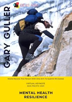 Gary Guller - IDEAS ASIA Motivational Speaker