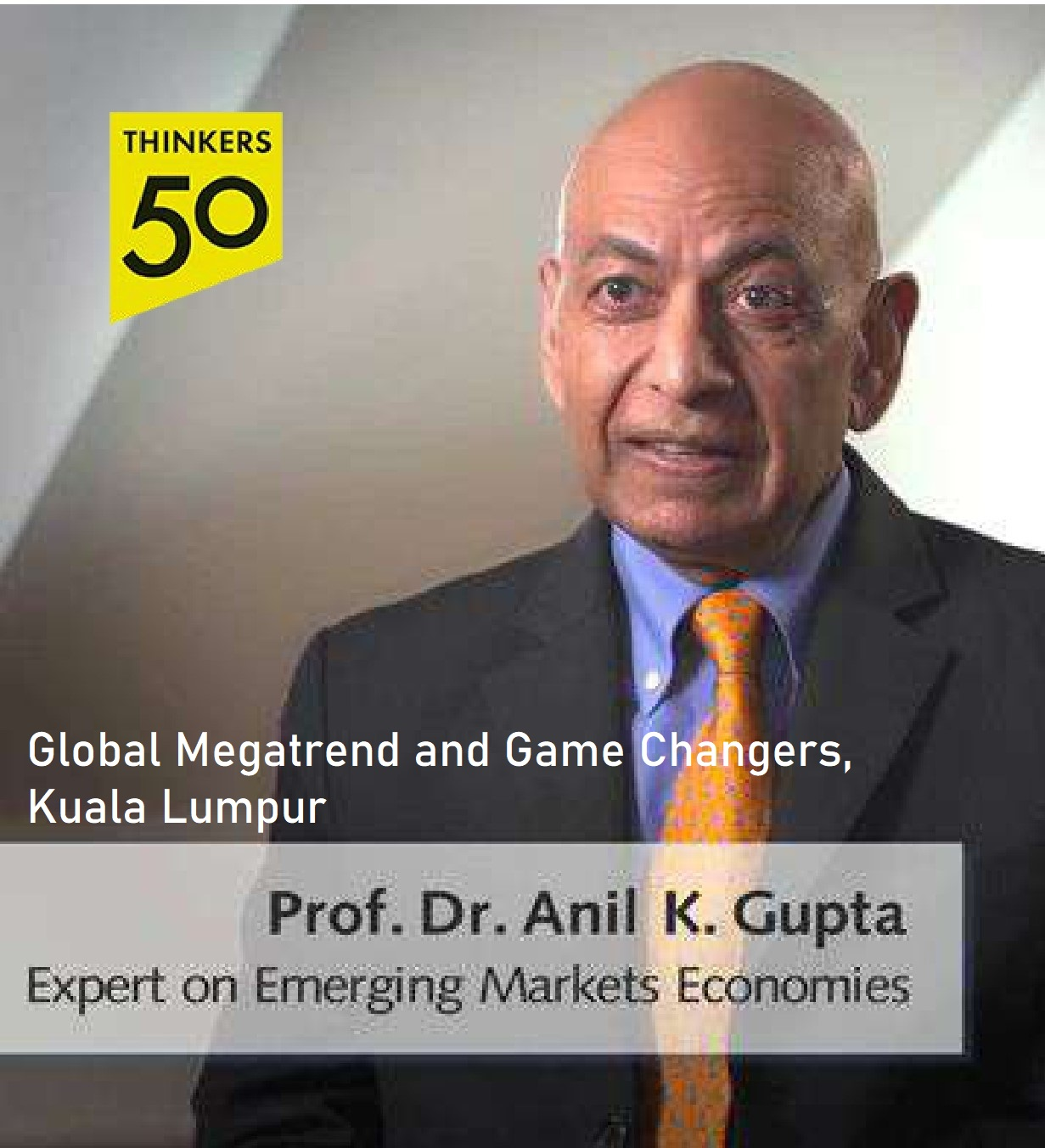 Anil Gupta - IDEAS ASIA