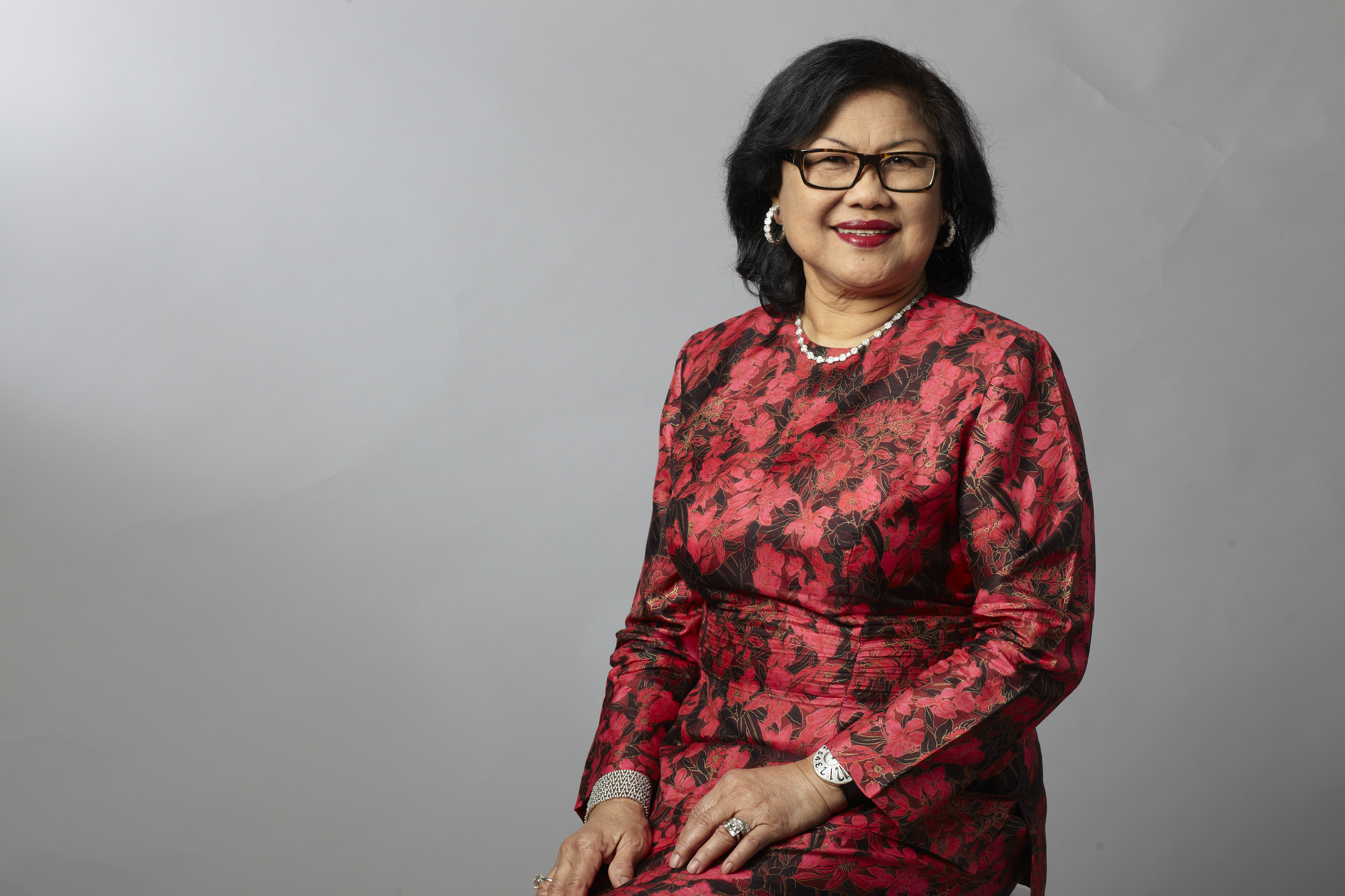 Tan Sri Rafidah - IDEAS ASIA