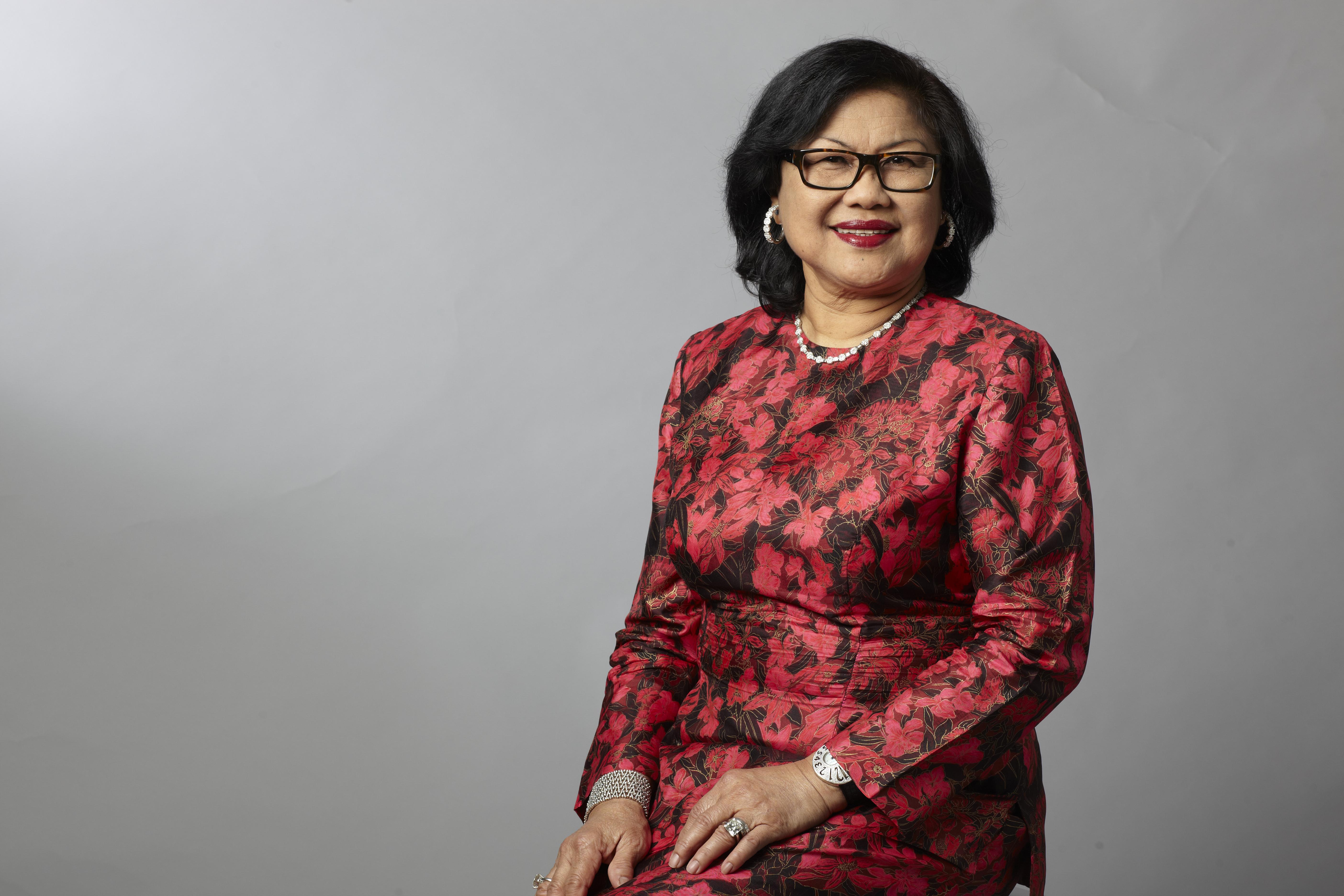 Tan Sri Rafidah - IDEAS ASIA