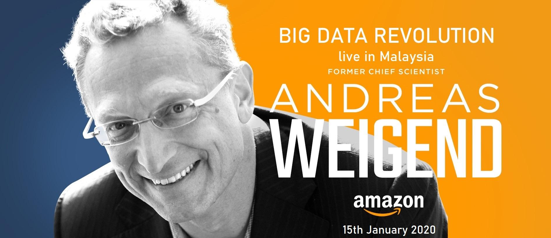 Andreas-Weigend Amazon - IDEAS ASIA