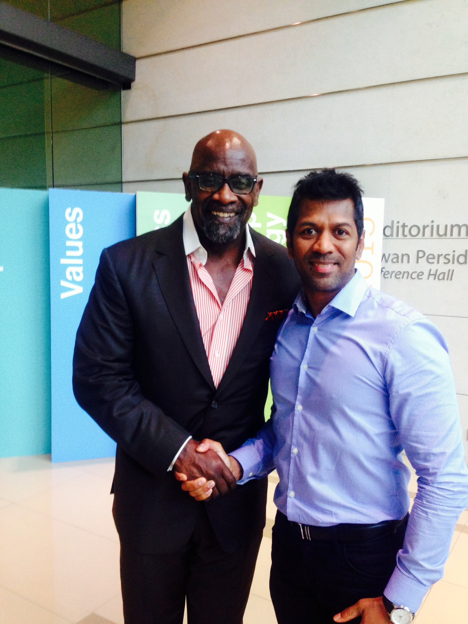 Chris Gardner - IDEAS ASIA