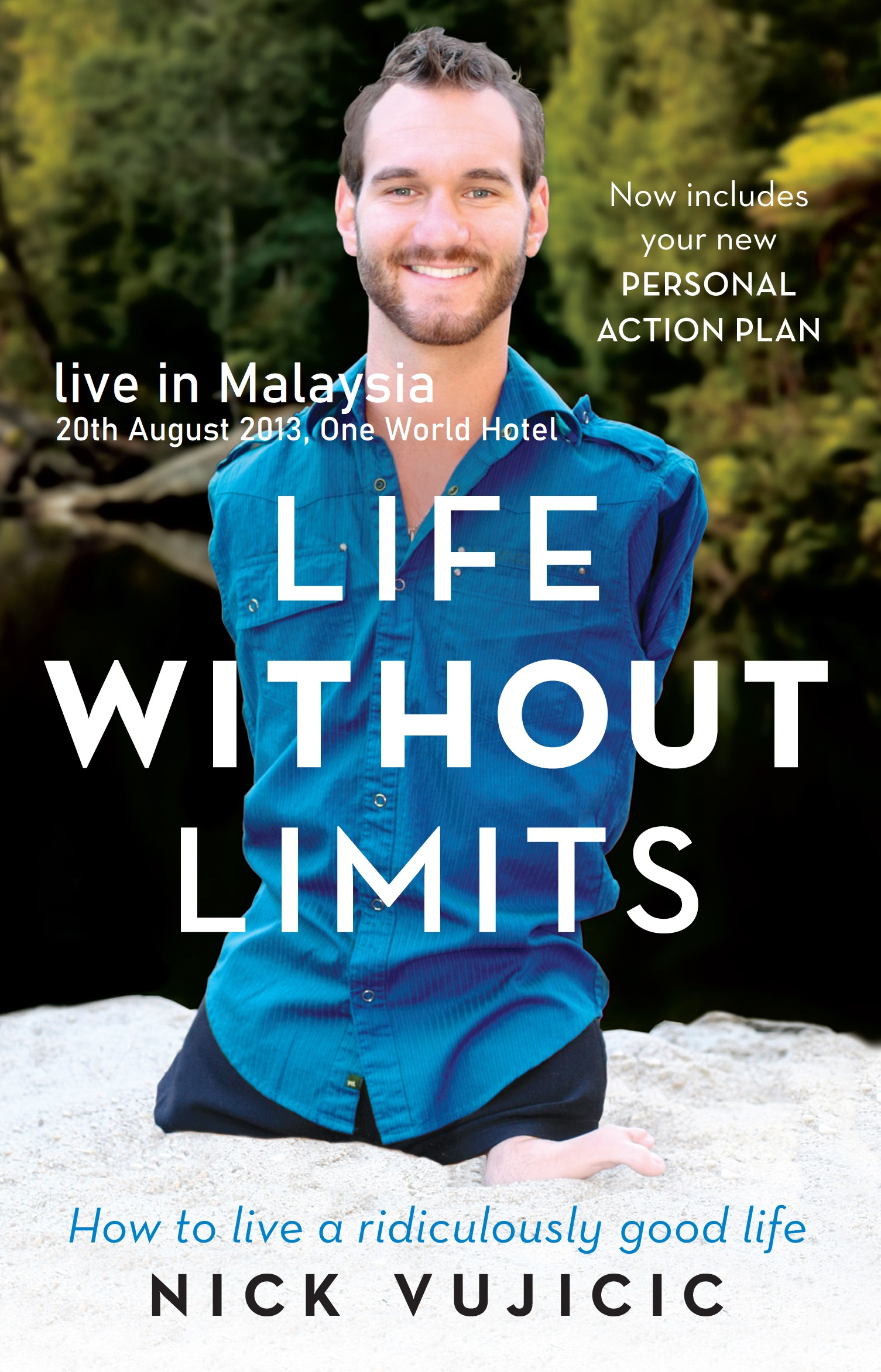 Nick Vujicic - IDEAS ASIA Motivational Speaker